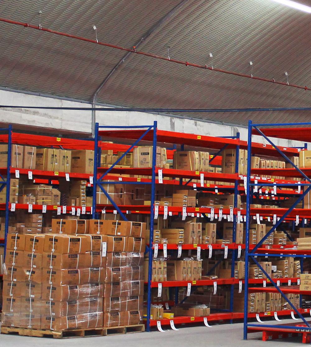 Control de inventario de las mercancías de nuestros clientes